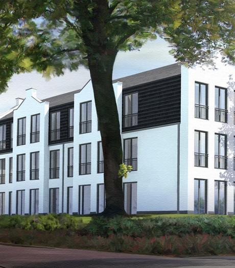 Groen licht voor bouw elf appartementen Mariënhof