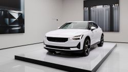 Volvo-dochter Polestar opent vier winkels in België