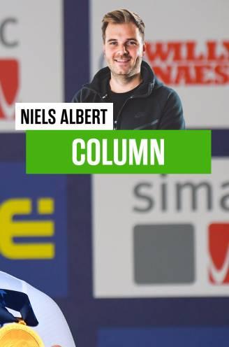 """Onze columnist Niels Albert vindt dat Iserbyt de lat hoog moet durven te leggen: """"En nu het BK, Eli!"""""""