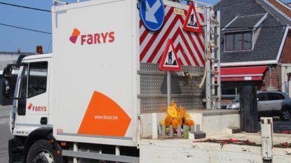 Waterlek in Dorpsstraat zorgt voor droge Pasen
