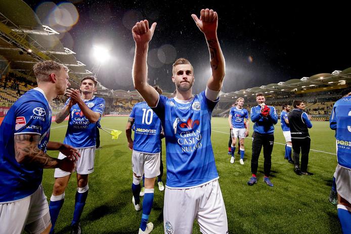 Danny Verbeek vindt dat FC Den Bosch moet meedraaien in de top van de Keuken Kampioen Divisie.