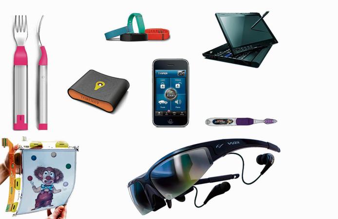 Op de Consumer Electronics Show draait het om de nieuwste gadgets en snufjes technologie. Ook Nederlandse bedrijven doen volop mee.