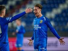 Patrick Vroegh in dubio bij Vitesse: 'Winterse verhuur voorkeur als speeltijd in Arnhem gering is'