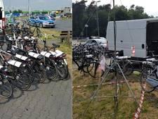 27 elektrische fietsen gevonden in busje tijdens grenscontrole Winterswijk