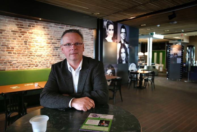 Ron Cretier in De Poorterij.