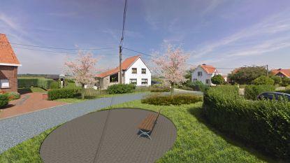 Gemeente Kruisem start met heraanleg riolering en herinrichting van de Della Faillestraat