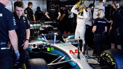 """Lewis Hamilton komt met de schrik vrij in Brazilië: """"Er vielen schoten en één van de teamleden kreeg een pistool tegen het hoofd geduwd"""""""
