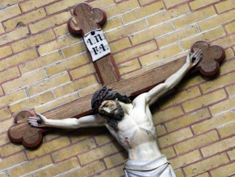 Het COC noemt de uitspraken van de tweede man van het Vaticaan ,,klinkklare nonsens.'' ANP Beeld