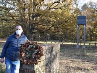 Ronn Moors protesteert tegen verjagen van vleermuizen op Molenberg