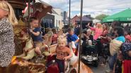 Heel wat pretoogjes op kinderjaarmarkt in Smisstraat