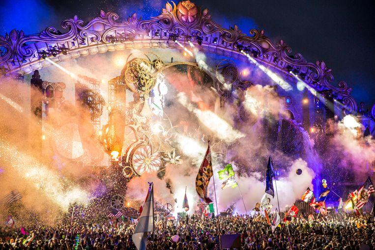 Volgens de organisatie focussen Amerikaanse media alleen op de gedupeerden, niet op de 40.000 festivalgangers die zich gisteren wel hebben geamuseerd.