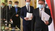 Oostenrijk wordt eerste land in Europa dat maatregelen afbouwt. De strategie: héél veel maskers