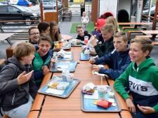 Nieuwe foodcourt in Amersfoort met McDonald's en Subway trekt veel bezoekers