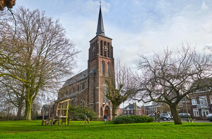 De kerk van Eerde. Fotograaf: Van Assendelft/Jeroen Appels