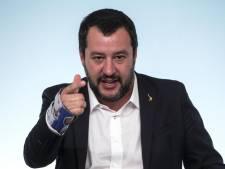 """Budget italien refusé: """"Ça ne change rien"""" pour Salvini"""