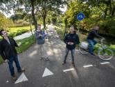 'Fietspad langs A15 moet het groenste fietspad van Nederland worden'