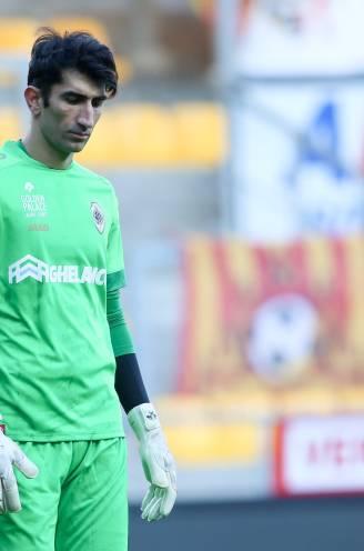 """Antwerp zoekt doelman, entourage Beiranvand ziet probleem niet: """"Courtois had bij Real zelfde probleem"""""""