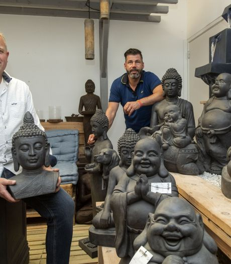 Corona stuwt vraag naar Boeddha's en kabouters uit Diepenheim
