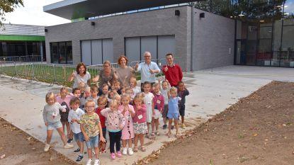 De Graankorrel neemt nieuwe kleuterschool in gebruik
