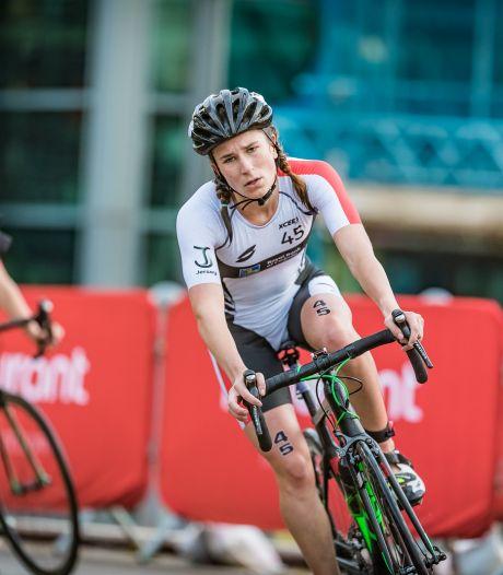 Culemborgse triatlete op Super Triathlon in Jersey: 'Het was een supergave ervaring'