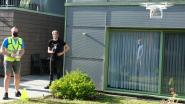 Drones helpen stad moeilijk bereikbare plekken van gebouwen inspecteren
