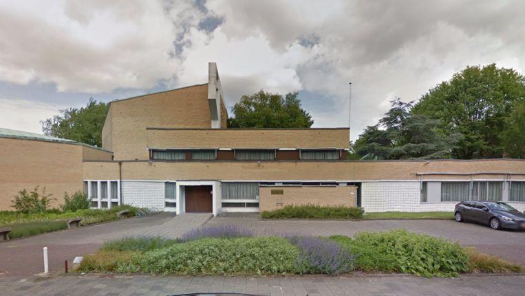 De Thomaskerk in de Prinses Irenestraat. Beeld Google Streetview