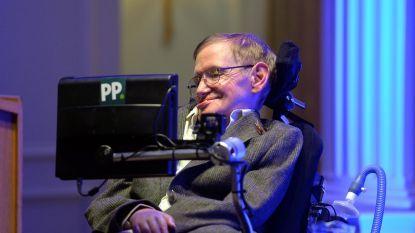 """De beste quotes van Stephen Hawking: """"Het leven zou tragisch zijn als het niet grappig was"""""""