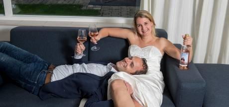 'We did, 02-10-2020' werd 'We did not' voor dit bruidspaar: 'Voor nu gaat de stekker eruit'