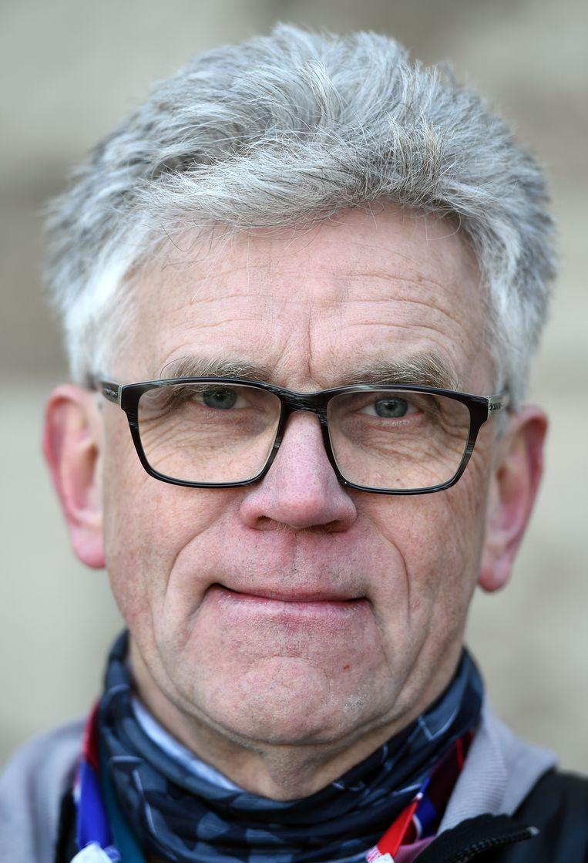 Orthopeed Piet van Loon: 'In één klap ben je een soort paria.'  Beeld Marcel van den Bergh