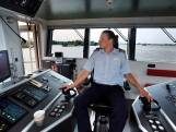 Thomas is schipper op een pont: 'Je moet één zijn met je schip'