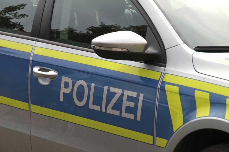 Beeld ter illustratie Duitse politie.