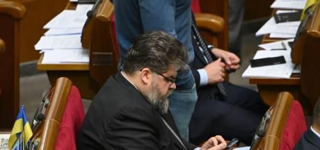 Op heterdaad betrapt: Oekraïense politicus chat met prostituee tijdens zitting parlement