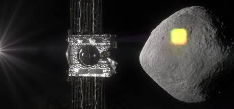 Aarde slingert ruimtesonde richting asteroïde