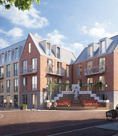 't Hert in Prinsenbeek maakt plaats voor appartementen