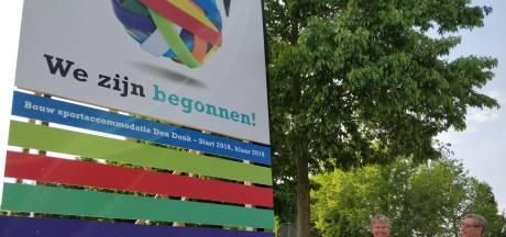 Onthulling sportpark Den Donk: Oisterwijk krijgt All-Electric zwembad