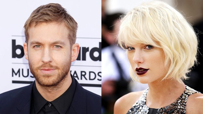 Calvin Harris en Taylor Swift