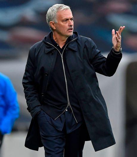 Mourinho moet keuzes maken in drukke weken: 'Europa League is belangrijker dan Carabao Cup'
