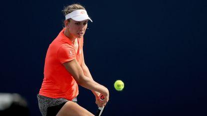 Elise Mertens moet inpakken in Miami na nederlaag tegen 19-jarige Tsjechische