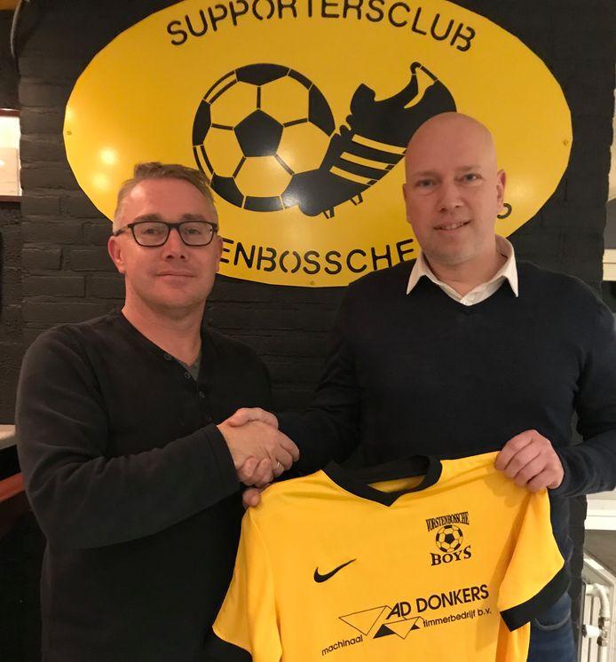Dennis Meier (rechts).