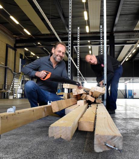 Vrijdag laatste dag voor kringloopwinkel Noppes in binnenstad Woerden