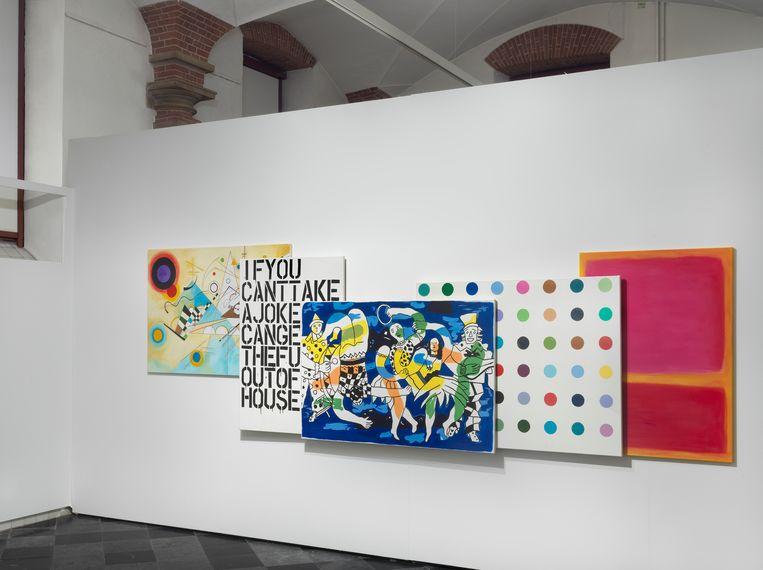 FLAME: Slideshow 2016. Beeld Gert Jan van Rooij voor Frans Halsmuseum