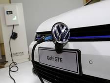 'Volkswagen pompt miljarden in elektrisch rijden'