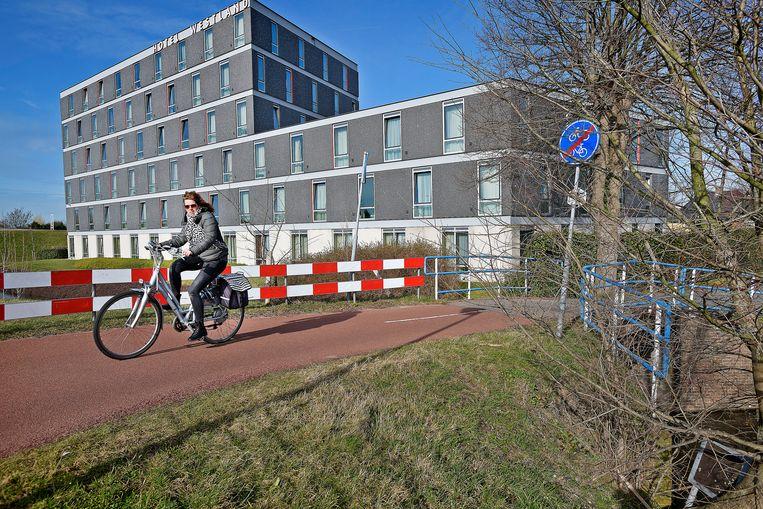 Hotel Westland in Maasdijk. Beeld Guus Dubbelman/de Volkskrant