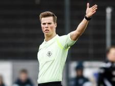 Pas 23-jarige scheidsrechter uit Cuijk debuteert in profvoetbal