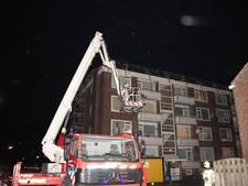 Omgeving van flat afgezet: valbeveiliging dreigde van flat te vallen in Vlissingen