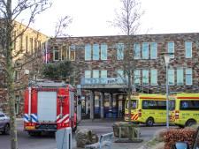 Vrouw overleden bij brand in verpleeghuis Zwolle