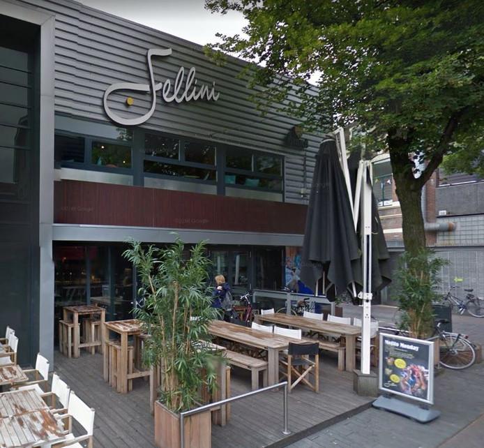 Enschedees restaurant fellini wint nightlife award van for Fellini enschede