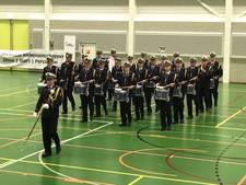 Brons voor drumband Excelsior Losser op NK