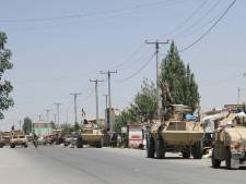 'Taliban trekken veiligheidsgarantie voor Rode Kruis-medewerkers in'