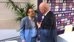 LIVESTREAM: Volg hier de 'State of the Union' van Marc Coucke bij Anderlecht